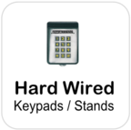 Hard Wired Keypads