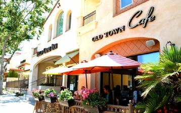 Old Town Cafe building photo