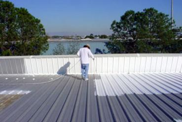 Houston commercial roofing contractor; roof coating installation; Commercial roof coating installation in Houston; roofing contractor