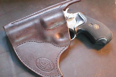 Leather Pocket Gun Holsters for Sale and Magazine Holsters for Sale