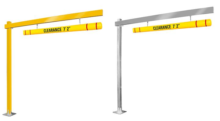 Height Guard Clearance Structure