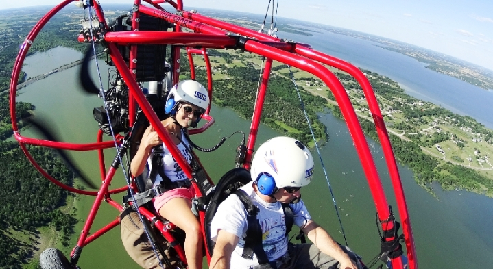 Future Flight Llc - Powered Parachute, Sport Pilot Training