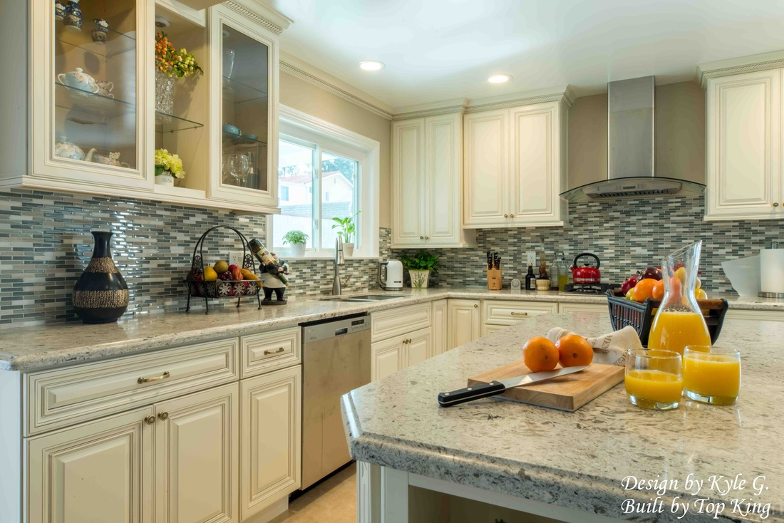 firstsourceservices kitchen remodel las vegas If you are on a budget and want a new look consider refinishing your cabinets instead of replacing them When you combine refinished cabinets with new