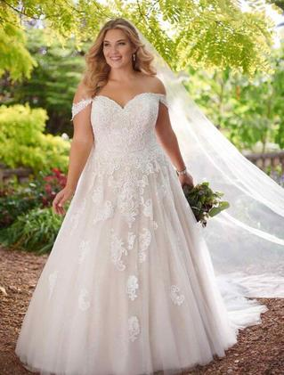 Curvy Brides Valerie S Bridal