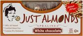 Just Almonds - White Chocolate