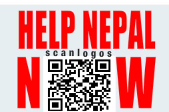 Help NEPAL Now Mobile Buttons Scan Now Network professionally
