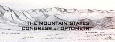 The Mountain States Congress of Optometry