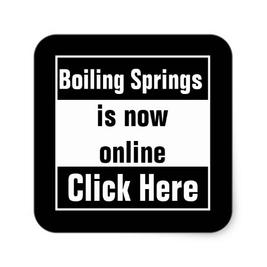 Boiling Springs NC is now online
