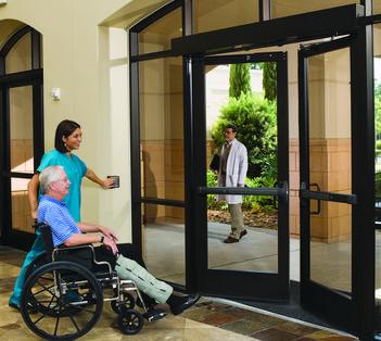 What Is Handicap Door Opener Leader Automatic Door