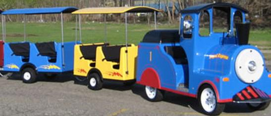 Tracklee Train Rentals Chattanooga