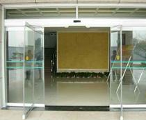 emergency escape automatic sliding door
