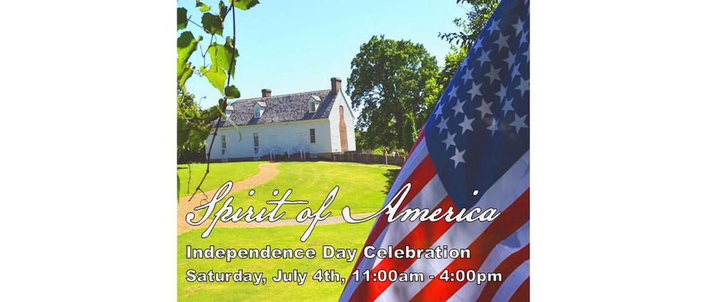 Spirit of America: Independence Day Celebration