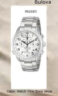 Bulova 96B183 ,mvmt watches men
