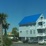 Residential Roofing | Wilmington NC Home with Blue Roof