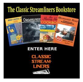 Enter the Classic Streamliners Bookstore