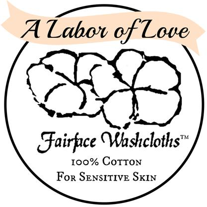 About Us Fairface Washcloths story: a labor of love