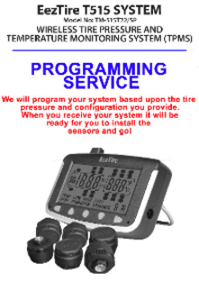eeztire tpms system programming service