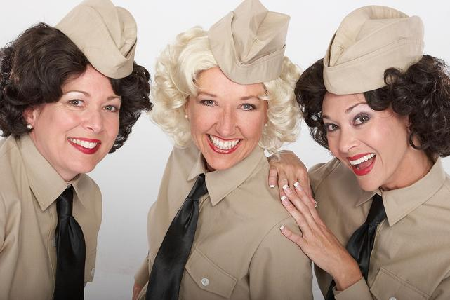 Andrews Sisters Tribute!