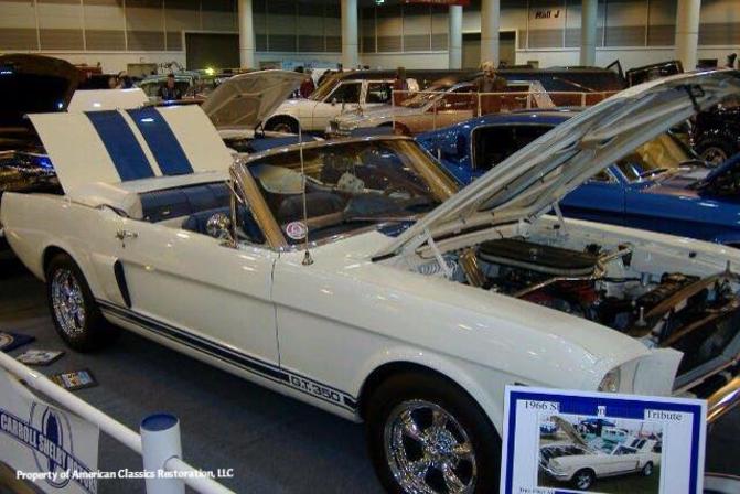 American classics restoration llc classic car for American restoration cars for sale