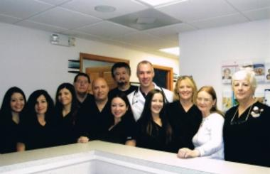 markou medical center staff and family doctors