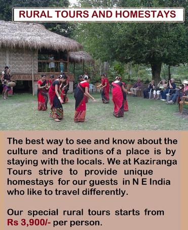 Rural Tours and Tribal Tours in Northeast India