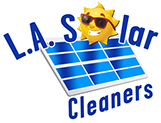 L.A. Solar Cleaners Logo