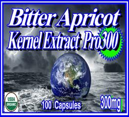 Bitter Apricot Seeds Extract Pro300