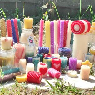 Shop All Natural Candles