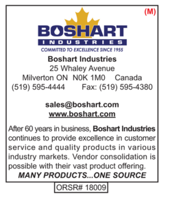 Boshart, Water Well Products