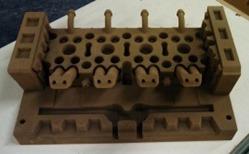 Additive Manufacturing Ceramic Cores