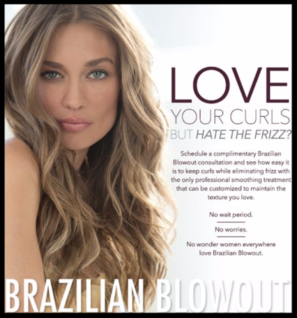 Brazilian Blowout Treatment