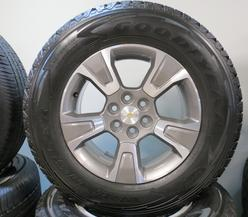 "17"" CHEVY COLORADO WHEELS AND TIRES"