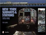 New York Subways and Stations 1970-1990