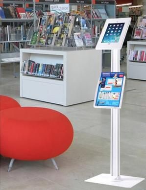 Buy Tablet Floor Stand, Purchase iPad Stand for iPad 2,4,Air,Air2,Pro, where to buy iPad Stand in dubai, Abu Dhabi, Sharjah