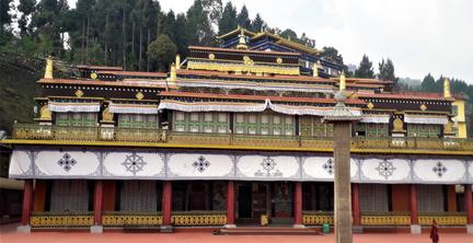 Rumtek Monaestry Tour From Gangtok