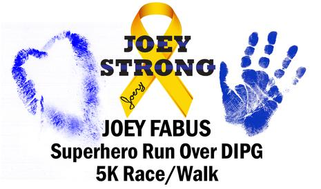 Joey Fabus Superhero Run Over DIPG 5K The Thanksgiving Day Bethel Park Recreation Turkey Trot 5K is a Running race in Bethel Park, Pennsylvania consisting of a 5K.