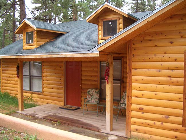 rustic cabins cabin ruidoso or in log bedrooms