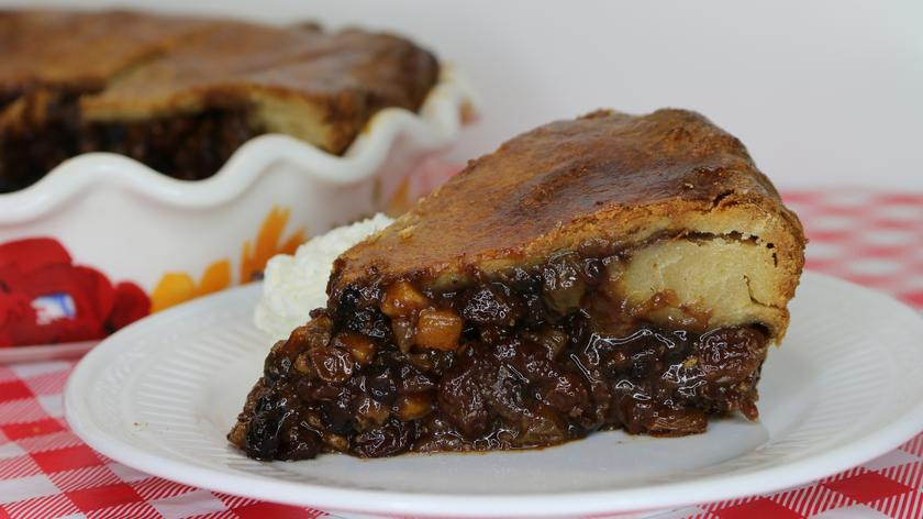 Old Fashioned Mincemeat Pie, Noreen's Kitchen