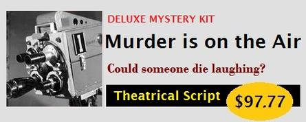 How to Stage a 1950s Sitcom Murder Mystery