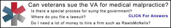 Veterans Medical Malpractice Attorney