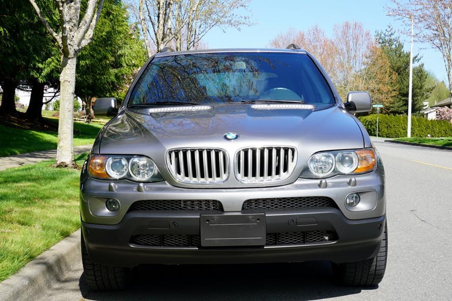 2004 BMW X5 4.4i Sport