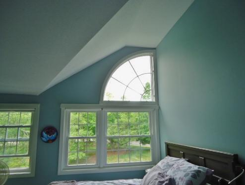 master bedroom painting in Raynham.