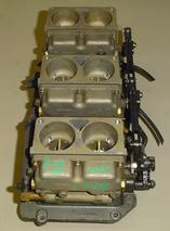 Used carburetors for a 1988 Mercury 200 hp outboard motor. 1374-9242A7. A29, A8, A30, A9, A31 NLA​