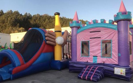 Bounce House Rentals Fort Oglethorpe Ga Partytime Inflatable