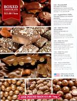 Boxed Chocolates Fundraising Brochure