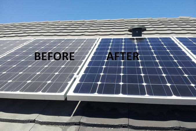 solar panel cleaning 2