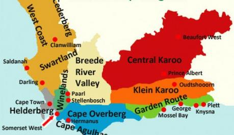 Movers in The Western Cape