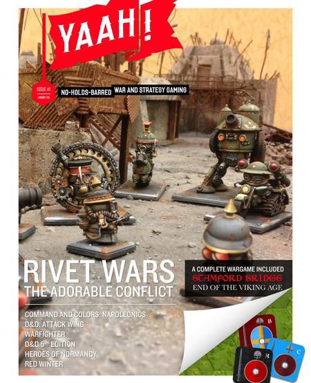 Yaah! Magazine Starts Publication