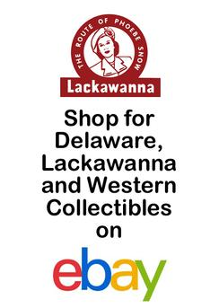 Shop for Delaware, Lackawanna and Western Collectibles on eBay.
