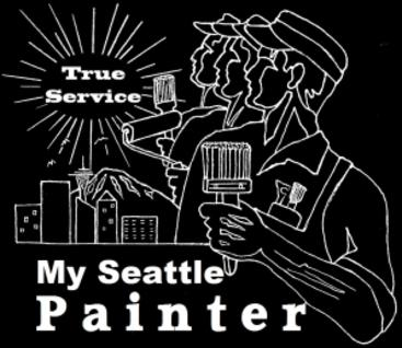 My Seattle Painter company logo